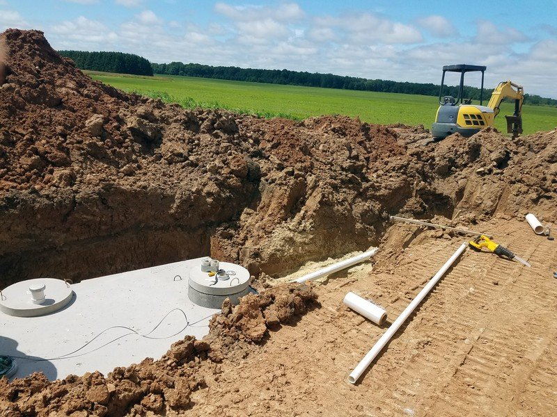 Septic-System-Install-Pierce-County-WA